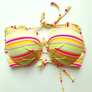 "Victoria's Secret ""The Fabulous"" PushUp Bikini Top"